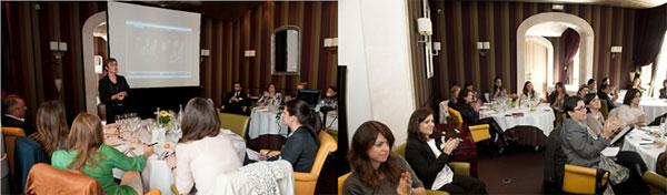 Psicosoft - Encuentro Directoras RRHH en Barcelona