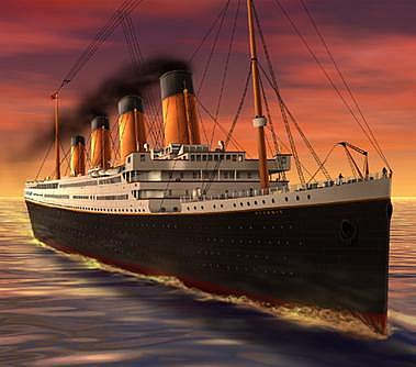 Psicosoft - El Titanic y el liderazgo empresarial