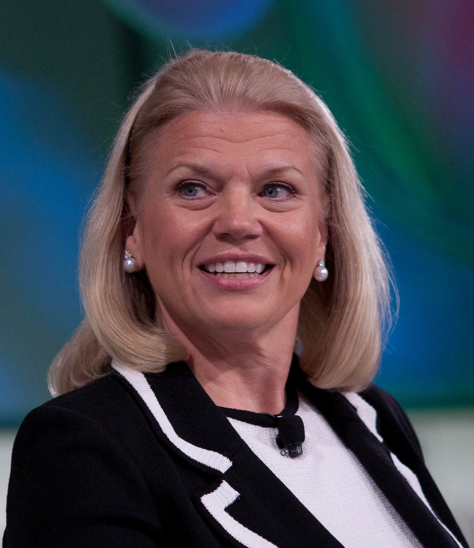 Psicosoft - Virginia Rometty: IBM's chief executive on leadership