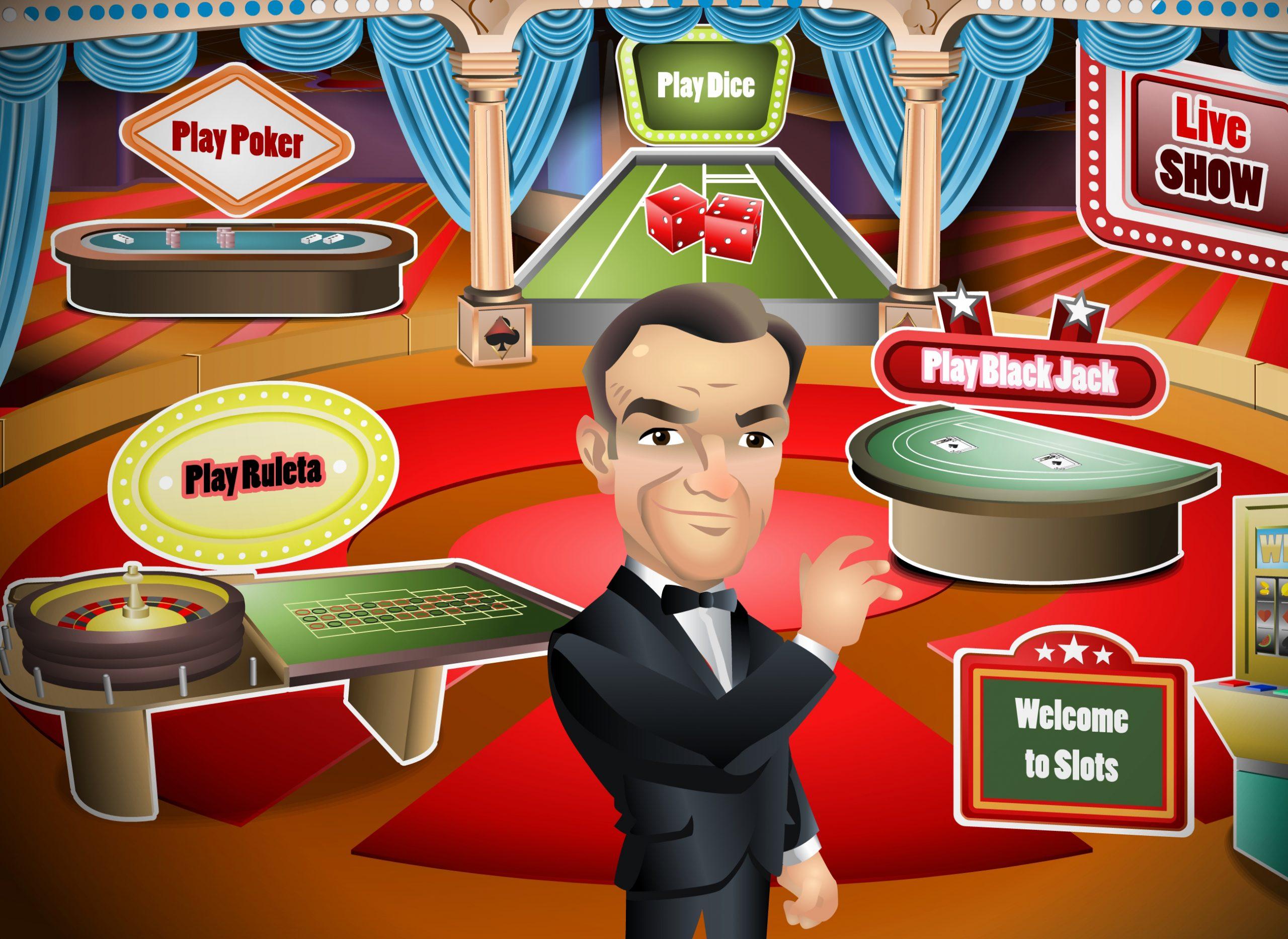 Psicosoft - 'El casino': Aventura tecnológica para una formación motivante
