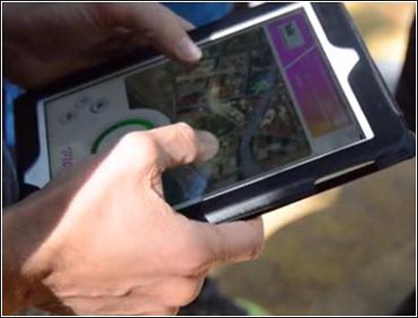 Psicosoft - Experiencial con iPad por las calles de la ciudad
